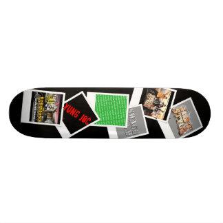 Yung Joc Customizable Polaroid Skateboard