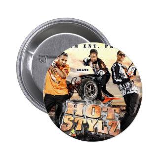 Yung Joc Hot Stylz Promo Button
