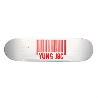 Yung Joc Original Skateboard - Yung Joc's Creation