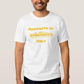 Yung Joc Residents of Mr. Robinson's Neighborhood  Shirt