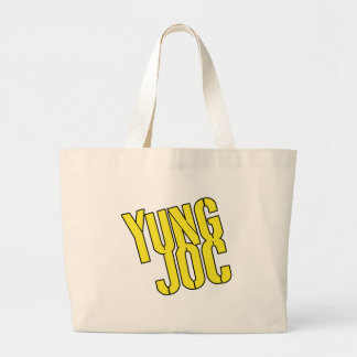Yung Joc Stacked Logo Bag