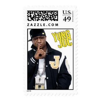Yung Joc Stamp