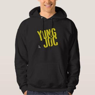 Yung Joc Yellow Logo Hoodie