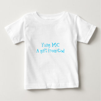 Yung MCA gift from God T Shirts