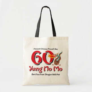 Yung ningún 60.o cumpleaños del MES Bolsas