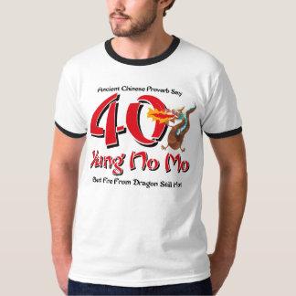 Yung No Mo 40th Birthday Shirt