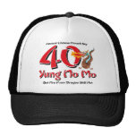 Yung No Mo 40th Birthday Trucker Hat