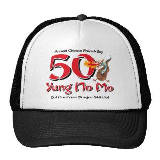 Yung No Mo 50th Birthday Trucker Hat