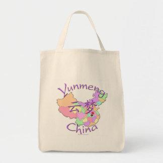 Yunmeng China Tote Bag