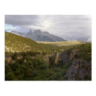 Yunnan Province China Postcard