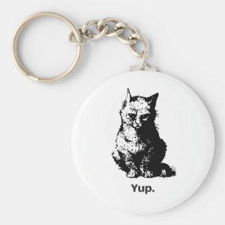 Yup. Cat Keychain