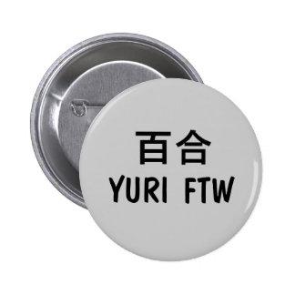 Yuri FTW! Button