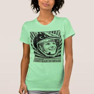 Yuri Gagarin ЮрийГагарин Camisetas