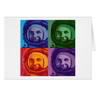 Yuri Gagarin Cards