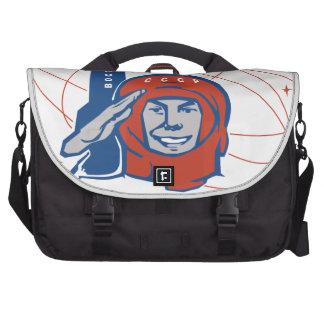 Yuri Gagarin Bags For Laptop