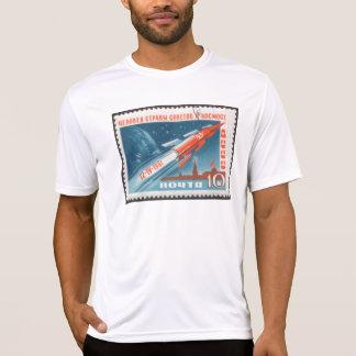Yuri Gagarin Vostok 1 is 1st Man in Space Shirt