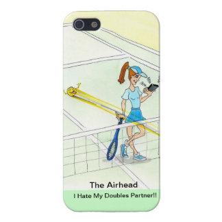 Yuriko tennis iPhone case - Airhead Case For iPhone 5