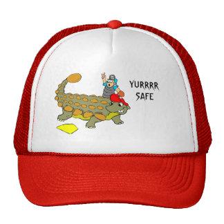YURRR SAFE TRUCKER HAT