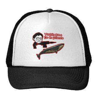 Yushin the Whale Hunter Trucker Hat
