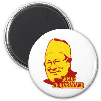 Yusuf Al Qaradawi 2 Inch Round Magnet