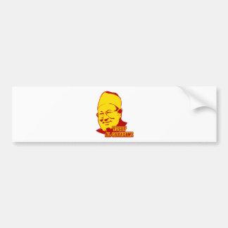 Yusuf Al Qaradawi Bumper Sticker