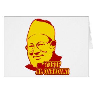 Yusuf Al Qaradawi Card