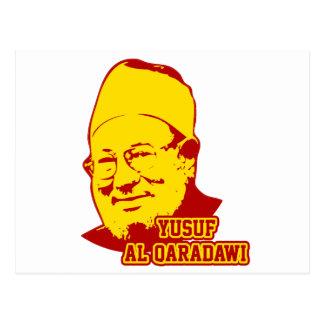 Yusuf Al Qaradawi Postcard