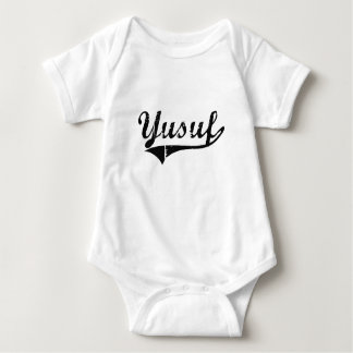 Yusuf Classic Style Name T Shirts