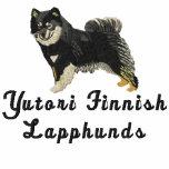 Yutori Finnish Lapphund Hooded pullover sweatshirt