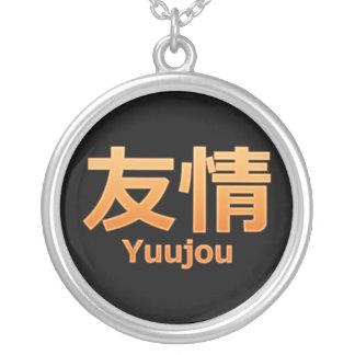 Yuujou (Friendship) Silver Plated Necklace