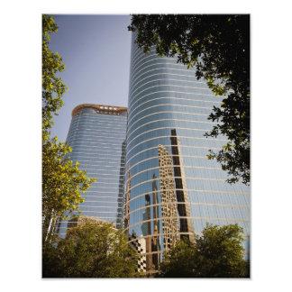 Yuxtaposición de Houston Foto
