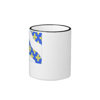 Yvelines flag ringer mug