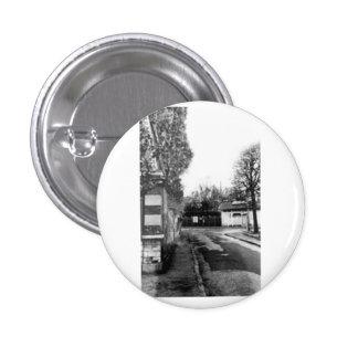 Yves Klein anuló Pin Redondo De 1 Pulgada
