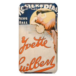 'Yvette Guilbert (c.1869-1944) at Koster and Bial' iPod Case-Mate Case