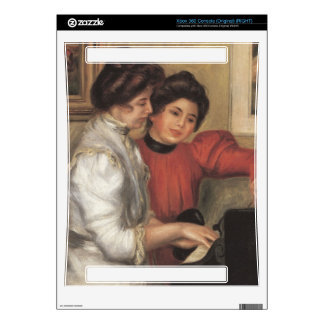 Yvonne and Christine Lerolle at the piano - Renoir Xbox 360 Skins