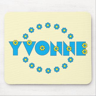 Yvonne Flores Mouse Pad