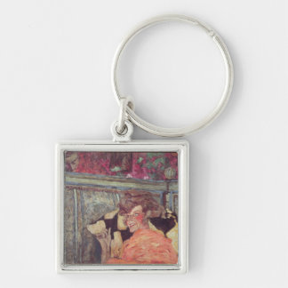 Yvonne Printemps  and Sacha Guitry  c.1912 Keychain