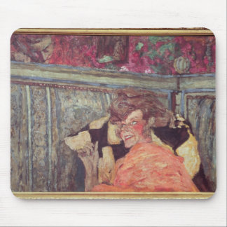 Yvonne Printemps  and Sacha Guitry  c.1912 Mouse Pad