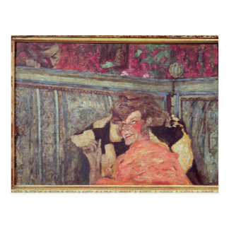 Yvonne Printemps y Sacha Guitry c.1912 Tarjeta Postal