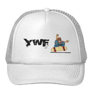YWF SK8 HAT