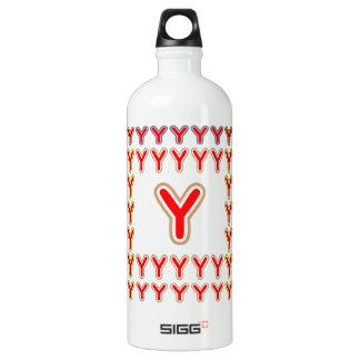 YYY Decorative ALPHABET ALPHA YYY Y YY SIGG Traveler 1.0L Water Bottle