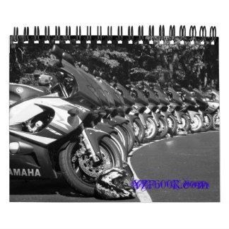 YZF600R.com 08-09 Calendar