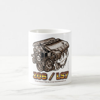 Z06/LS7 COFFEE MUG