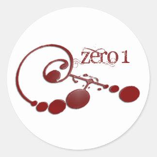 Z1 CB sticker