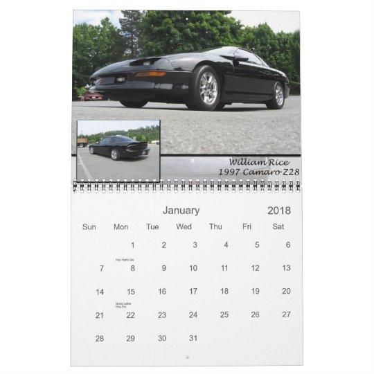 z28 #1 calendar