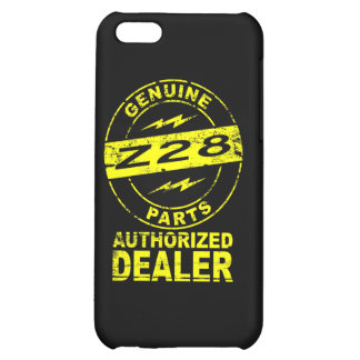 Z28 Genuine Parts iPhone Case Case For iPhone 5C