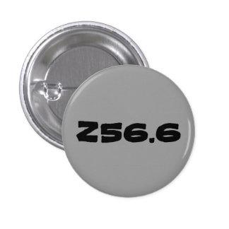 Z56.6 STRESS!!! 1 INCH ROUND BUTTON