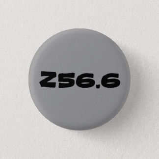 Z56.6 STRESS!!! PINBACK BUTTON