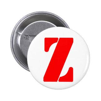 Z_2 PINBACK BUTTON