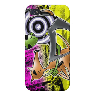 z alien invasion iPhone 4 covers